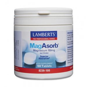 Lamberts MagAsorb® 150mg – Citrate