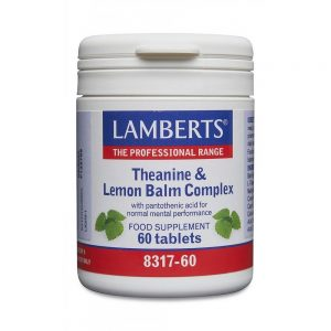 Lamberts Theanine & Lemon Balm Complex