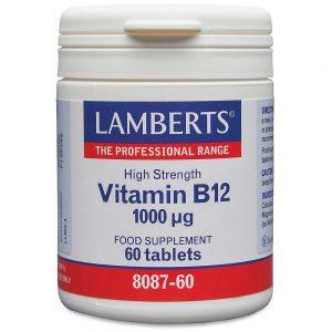 Lamberts Vitamin B12 1000ug