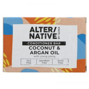Coconut & Argan conditioner bar