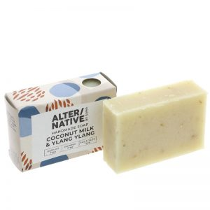 Coconut Milk & Ylang Ylang Soap