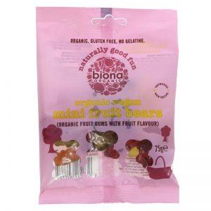 Mini fruit Bears