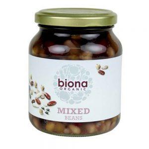 Mixed Beans Jar