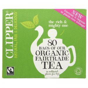 Clipper Organic Fairtrade Tea