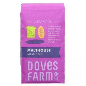 Doves Farm Organic Malthouse Bread Flour