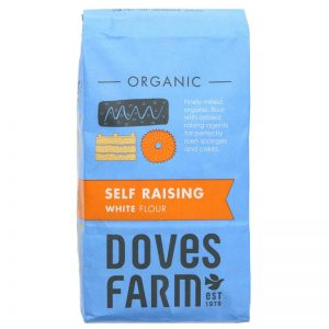 Doves Farm Organic White SR Flour