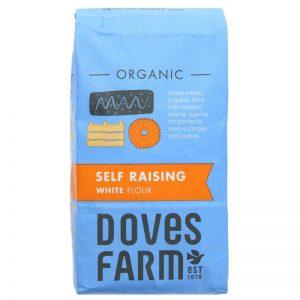 Doves Farm Organic White SR Flour