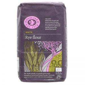 Doves Farm White Rye Flour