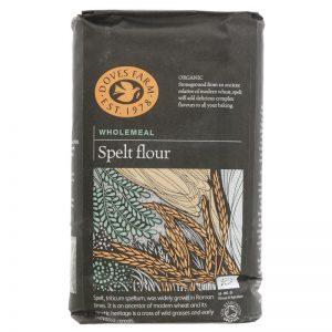 Doves Farm Wholemeal Spelt Flour