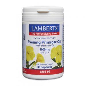 Lamberts Evening Primrose Oil 1000mg