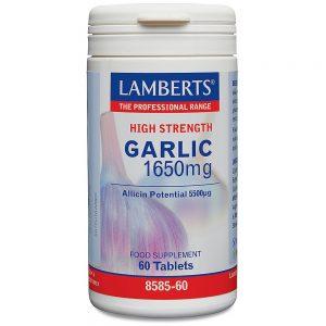 Lamberts Garlic 1650mg