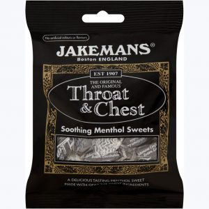 Throat & Chest Lozenges Bag