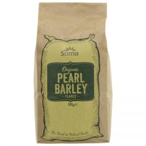 Pearl Barley Flakes