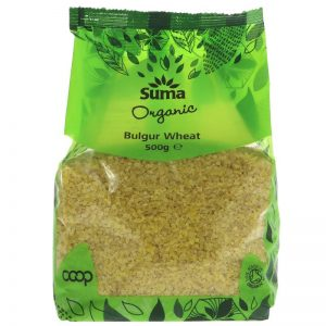 Organic Bulgur Wheat