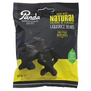 Panda Liquorice Bears