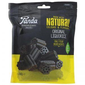 Panda Original Liquorice Cuts