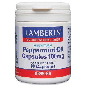 Lamberts Peppermint Oil Capsules