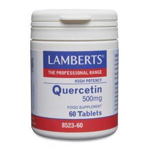 Lamberts Quercetin 500mg