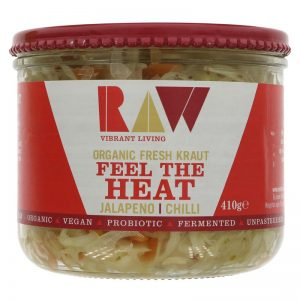 Feel the Heat Kraut