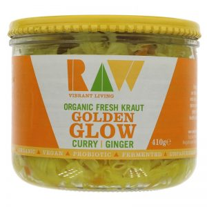 Fresh Kraut – Curry Ginger