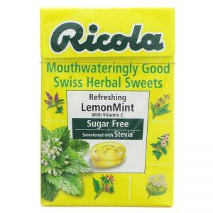 Ricola Lemon & Mint Sweets
