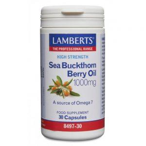 Lamberts Sea Buckthorn Berry Oil