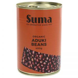 Suma Organic Aduki Beans