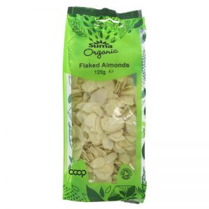 Suma Flaked Almonds – Organic