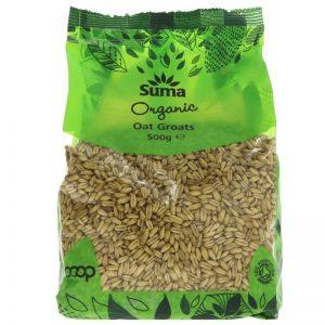 organic oat groats