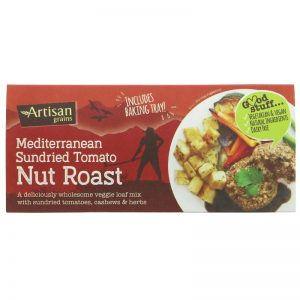 Nut Roast Sundried Tomato