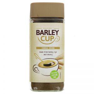 Barley Cup powder