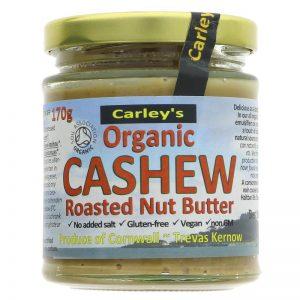 Organic Cashewnut Butter