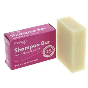 Lavender/Geranium Shampoo Bar