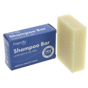 Lavender/Tea Tree Shampoo Bar
