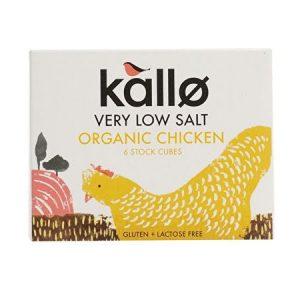 chicken stock cubes low salt