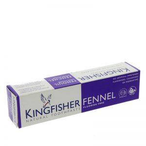 Fennel Toothpaste Fluoride Free
