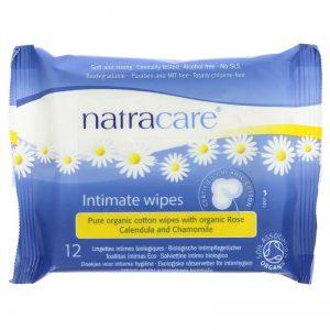 Intimate Wipes: Natracare