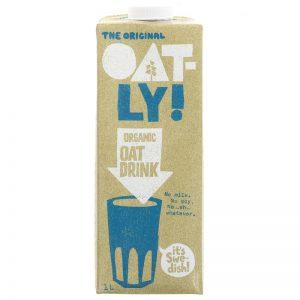 Oatly Organic