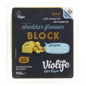 Cheddar Flavour Cheese Alternative