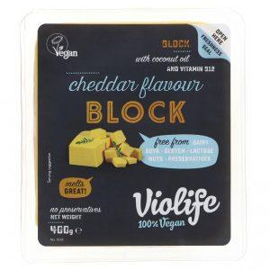 Cheddar Flavour Cheese Alternative